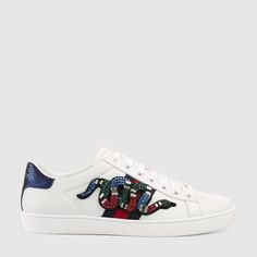 brand new 7fbbb 50c38 Sneakers  High Tops  Womens Shoes  Gucci