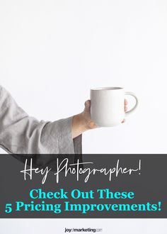 One of the scariest things about running a photography business is figuring out your photography pricing.Once you've done all the math and know how to profitably price your photography, the next step is to present and display your prices so that your clients see you're worth what you're asking to be paid.Below, I'm critiquing the photography pricing list of one of my Simplified Photography Pricing Formula students, Ciera Kizerian. Photography Price List, High School Seniors, Photography Business, Business Tips, Investing, Encouragement, Students, Joy, Display