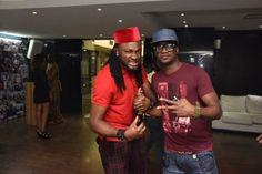 "Paul Okoye, Juliet Ibrahim, Uti Nwachukwu & More Enjoy a Lagos Party as Grill At The Pent Hosts ""Art Fusion"" Edition [Photos]"
