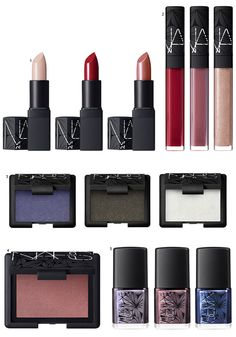 Maquiagem Nars Holiday Color Collection!