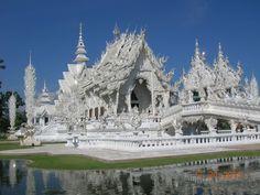 Hindu temple in Chiang Rai, Thailand