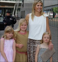 Maxima and her girls