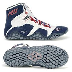 Snyder Caliga Red White & Blue Wrestling Shoes built specifically for the wrestler's needs. Available in Adult & Youth Sizes. All Shoe Orders Ship FREE. Wrestling Mom, Wrestling Shoes, Best Sneakers, Sneakers Fashion, Fashion Shoes, Order Shoes Online, Latest Ladies Shoes, Golf Fashion, Men's Fashion