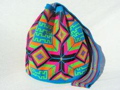 Wayuu mochila shoulder bag 1 hebra