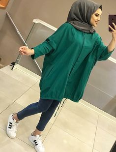 Hijab Style Dress, Modest Fashion Hijab, Modern Hijab Fashion, Hijab Chic, Hijab Outfit, Muslim Fashion, Fashion Outfits, Dress Fashion, Hijab Mode