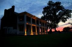 Photo of Historic Carnton Plantation - A must see for Civil War & history buffs.