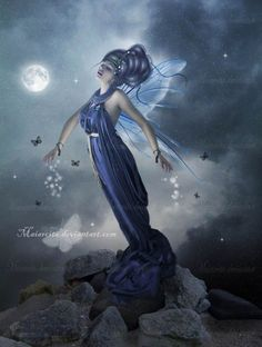 Fairy Song by *maiarcita on deviantART