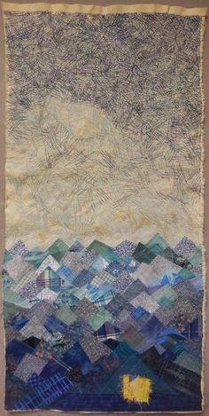 Kathleen Loomis 'Blue Mountains'