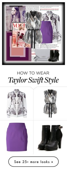 """""""Sweet 77"""" by madina9 on Polyvore featuring Versace, T By Alexander Wang, Givenchy and Jane Norman"""