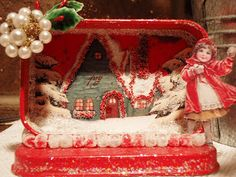 Scrap for Joy: Christmas/Winter Decorations