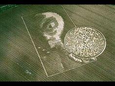 Señales extraterrestres, los círculos de las cosechas y su misterio. - YouTube