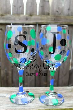 Personalized Wine Glass 20 oz Bachelorette Birthday by ahindle78, $10.00