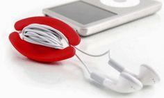 ear plug wrap organizer
