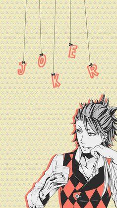 NEKOMA, koganegawa:   lawlietisawesome: Joker 540x960px...