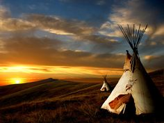 Teepee by Henry_Inman, via Flickr