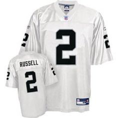 86f275c88 Men`s Oakland Raiders  2 JaMarcus Russell Road Replica Jersey - XL (Apparel
