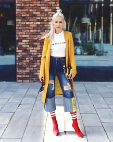 Fashion Killa, Winter Fashion, That Look, About Me Blog, Winter Jackets, Street Style, Clothes For Women, Denim, My Style