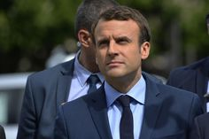 France Prepares Another Swing at Closing Tax Loophole Used by. Beaux Couples, Blue Streaks, Emmanuel Macron, Jean Michel, Prince Charming, Cool Pictures, Pilot, Presidents, Mens Sunglasses