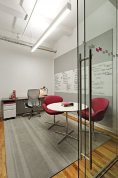 Winklevoss Capital Managements New York City Offices / BR Design Associates