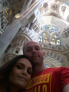 La Sagrada Família - A maior obra do mestre Gaudí