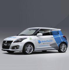 Vehicle Branding Lettering Graphics - Inspiration