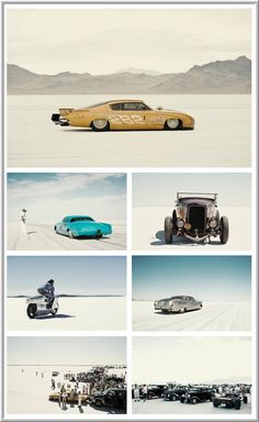 Simon Davidson - Salt Flats Photos