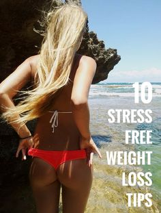 Easy and painless weight loss tips.