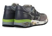 Grijze Premiata schoenen Mick sneakers