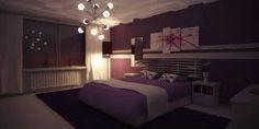 Amazing of Purple Bedroom Ideas 15 Ravishing Purple Bedroom Designs Home Design Lover - When it involves embellishing rooms it's about balance. Purple Bedroom Paint, Plum Bedroom, Purple Bedroom Design, Purple Bedrooms, Purple Bedding, Modern Bedroom Design, Small Room Bedroom, Dream Bedroom, Bedroom Designs