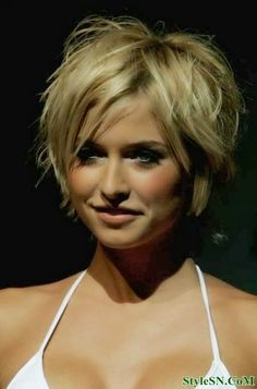 Best short haircuts for women 2014