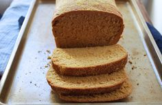 How to make classic New England anadama bread.