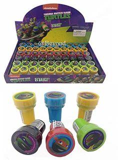 New! (60ct) Teenage Mutant Ninja Turtles Tmnt Stamps Stampers Self-inking Party Favors- Full Box! 5StarService http://www.amazon.com/dp/B00M2O4IFK/ref=cm_sw_r_pi_dp_Urr9ub10DTFBV