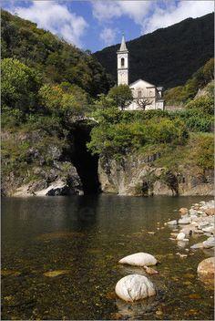 Poster / Leinwandbild Kirche auf der Grotte - Ingo Laue