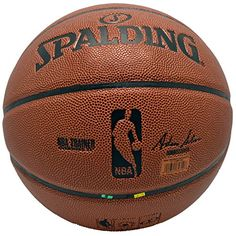 """Spalding NBA Oversize Trainer 33"""" Basketball * More info could be found at the image url."""