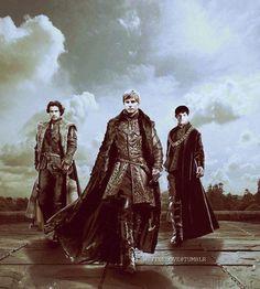 Bradley in Merlin
