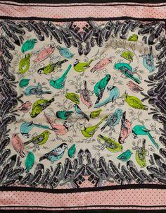 Birds by Bershka