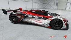 Mazda Furai race