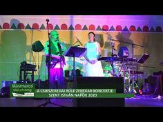 A Role zenekar koncertje - Szent István Napok 2020, Nagybánya Concert, Concerts