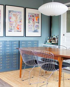 This home is a fun mix of the '60s and '70s — the bohemian and mod elements — but still with plenty of current touches that keep you in the present.