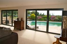3 panel sliding door - Google Search