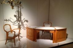 Furniture by Victor Horta