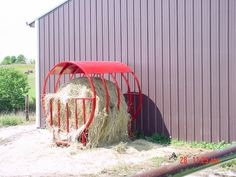 1000+ images about Hay feeders on Pinterest | Hay feeder ...