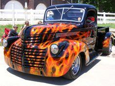 GMC. Too many flames...