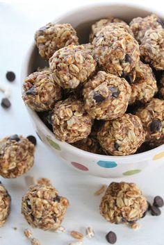Eat Good 4 Life » No bake peanut butter and dark chocolate energy bites