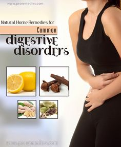 Natural Home Remedies for Common Digestive Disorders