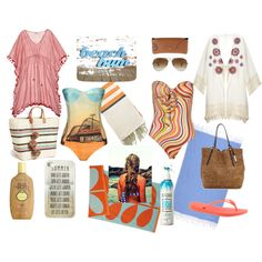 What to pack for the beach: One piece suits and bohemian coverups - dreaming of sunshine!