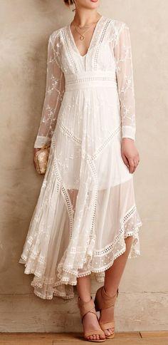 Arcana Silk Dress