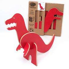 Topozoo - T-Rex 3-D Puzzle #90501