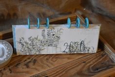 Tischkalender 2020, Handgemachte Papeterie, Unikate Produktion, Kalender, Zürcher Oberland, Schweiz, handmade, Papier, Papierliebe, Papeteria, Alexandra Renke