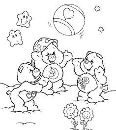 Baby Care Bears